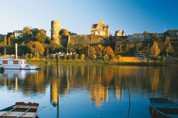 Thành phố Angers tuyệt đẹp