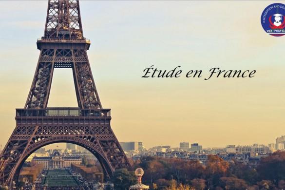 Học bổng du học Pháp