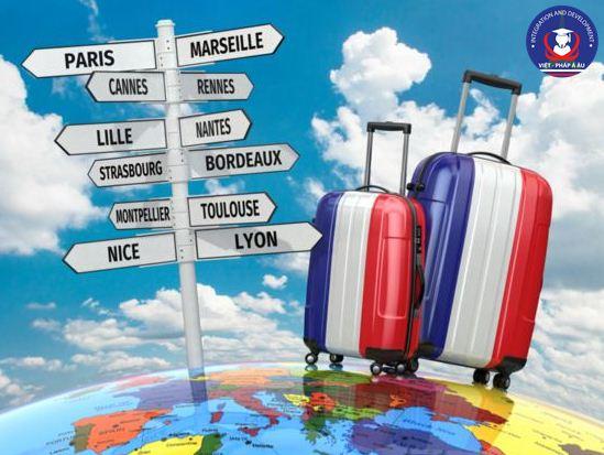 Một số thông tin về thủ tục visa du học Pháp