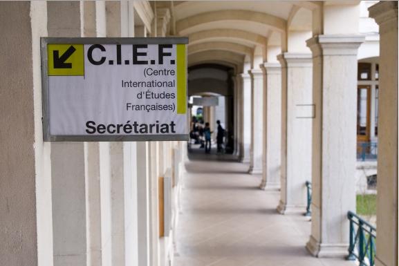 CIEF - Trung tâm quốc tế đào tạo tiếng Pháp