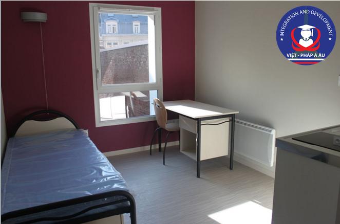 Tìm nhà ở Lille cho du học sinh Pháp