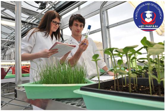 Pháp là một quốc gia có nhiều thế mạnh trong ngành Công nghệ sinh học
