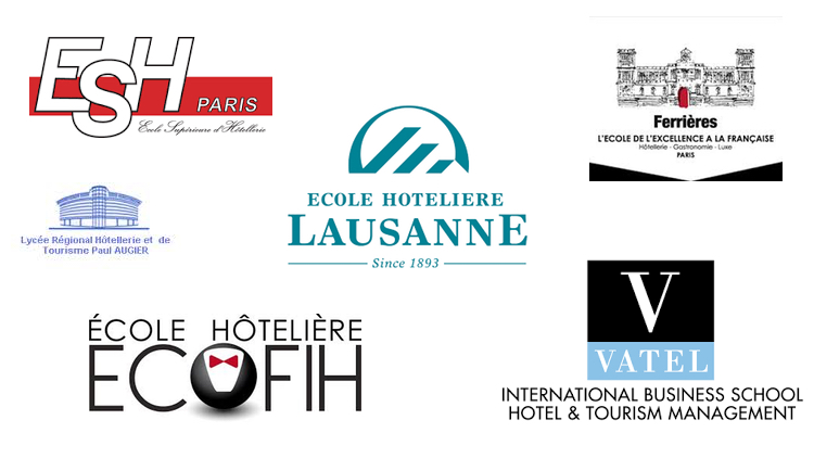 Một số trường đào tạo về lĩnh vực khách sạn tại Pháp