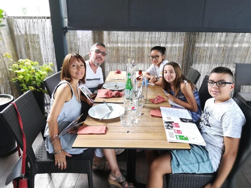 gia đình bảo trợ tại pháp
