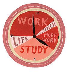 học và làm cùng lúc