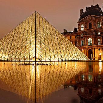 nhóm ngành kiến trúc nghệ thuật tại Pháp