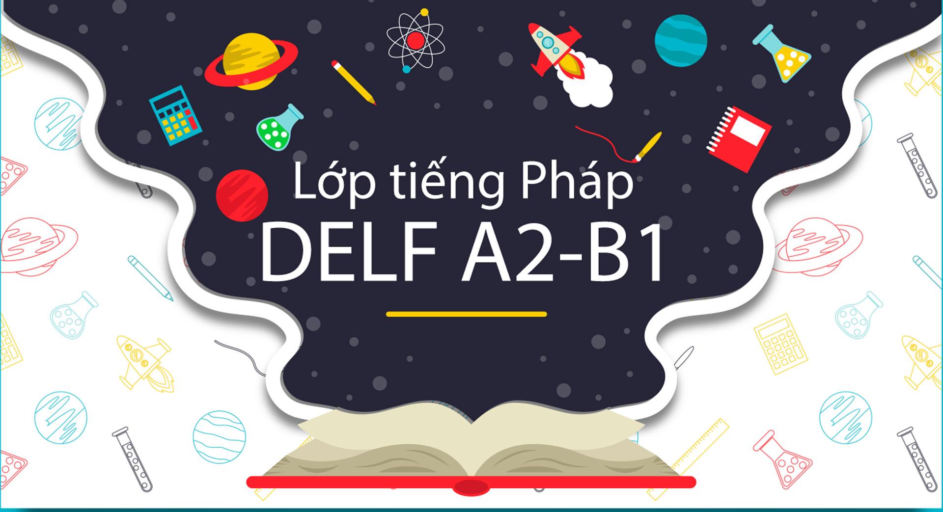 lớp tiếng Pháp a2 - b1