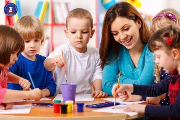 đối tượng lớp học tiếng Pháp cho trẻ em