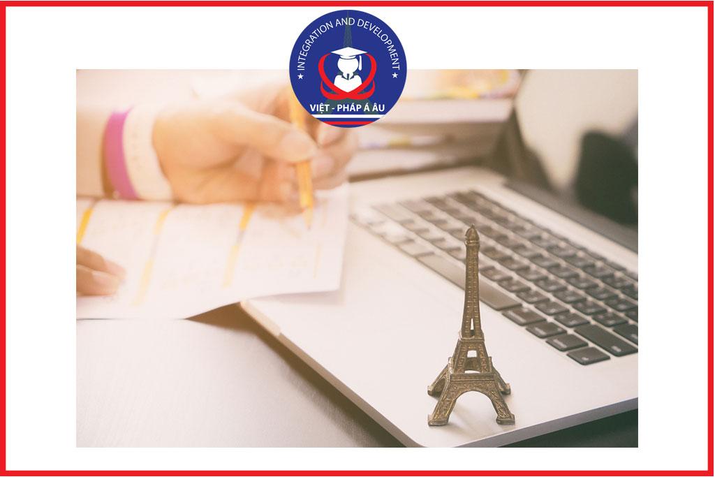 thủ tục cư trú cho visa VLS-TS tại Pháp