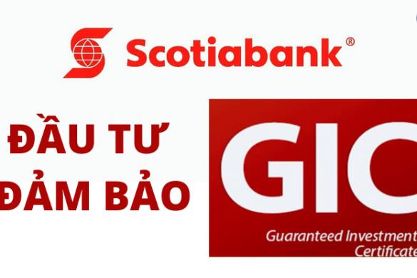 GIC Scotiabank Canada