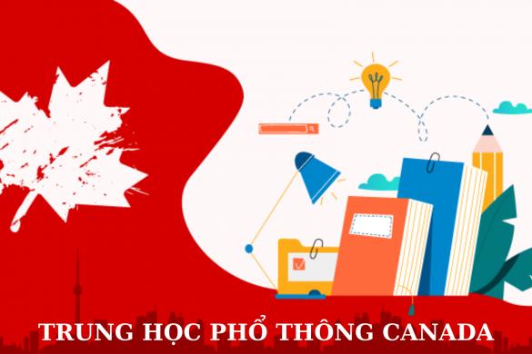 Du hoc THPT Canada