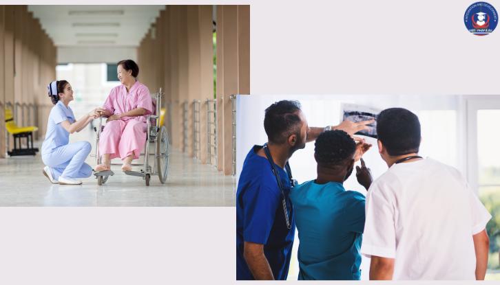 Ngành Điều dưỡng-Y tế,chăm sóc sức khỏe