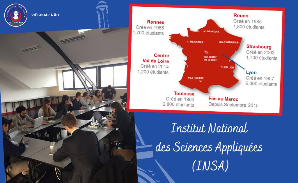 Viện Quốc gia về Khoa học Ứng dụng INSA
