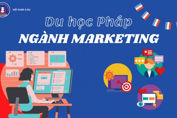 Du học Pháp ngành Marketing