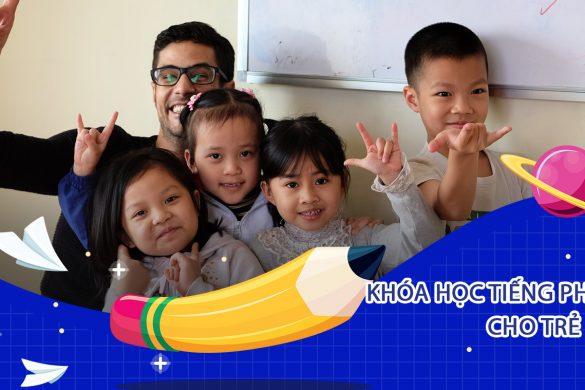 Khai giảng khóa học tiếng Pháp cho trẻ em