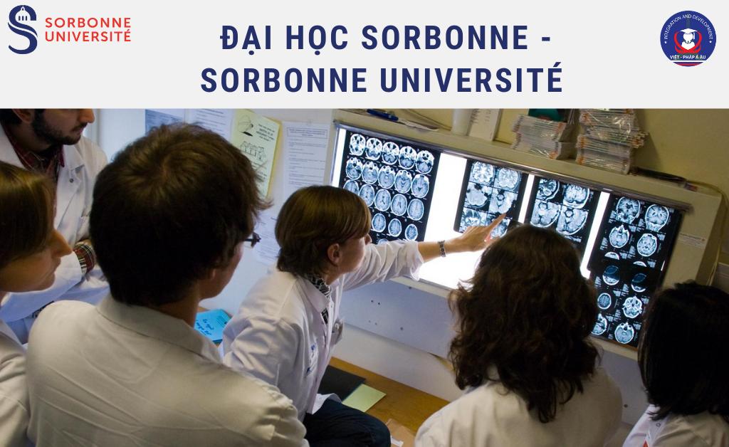 Đại học Sorbonne, Pháp